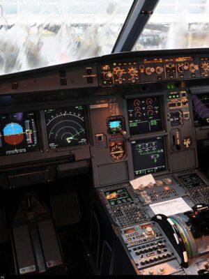چک لیست هواپیمای AIRBUS